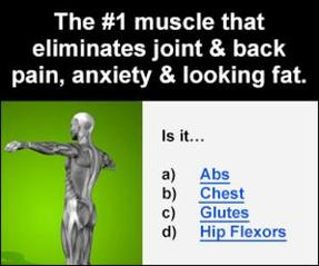 Unlock your hip flexors
