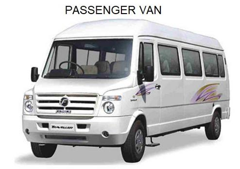 Tempo Traveller Vans Rental In Kolkata