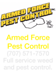 Armed Force Pest Control