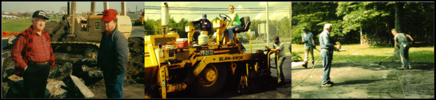 Beltway Paving's early history