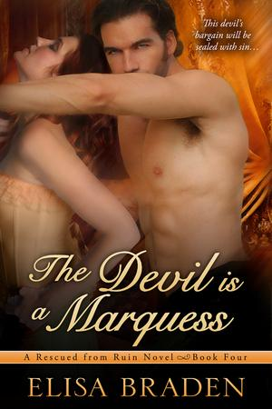The Devil Is a Marquess (cover - large)