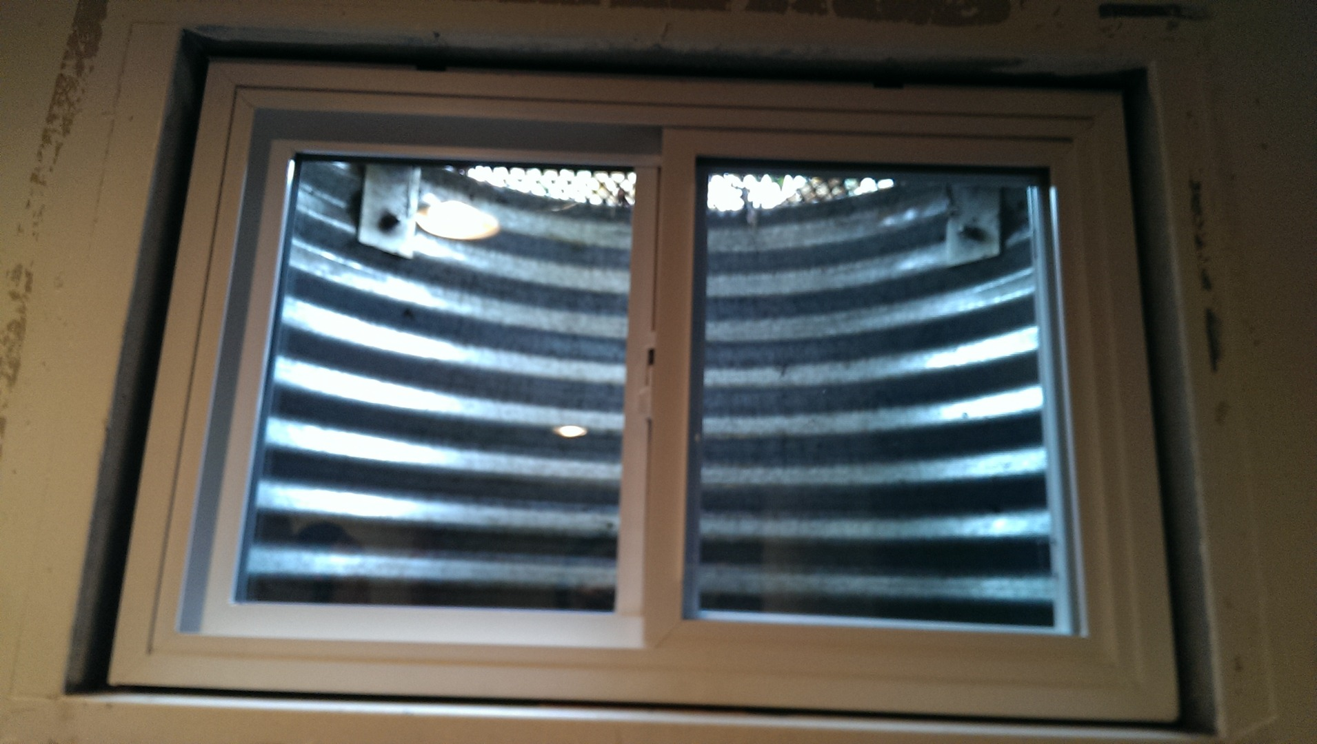 HandyManny Window Well Covers Basement Replacement Windows