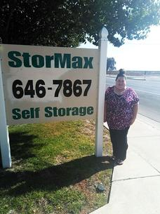 Self Storage Units Parlier Ca 93648 Sign