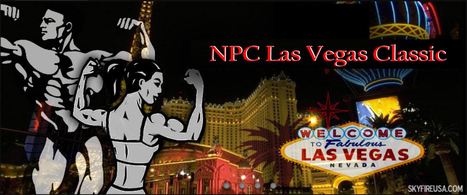 Home | NPC Las Vegas Classic | Body Builder Competition