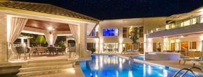 Party Rentals: Mansions, Villas, Penthouses