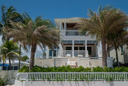 Key West Style Custom Built Home in South Florida