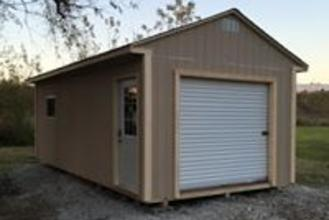 6X7 ROLL UP GARDEN STORAGE SHED DOOR