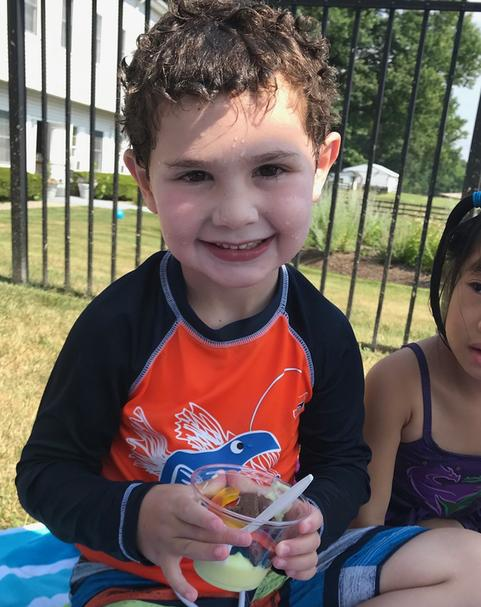 Marlboro Montessori Summer Camp, Gummy Worms