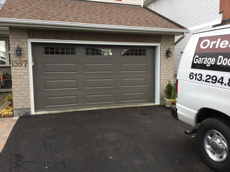 Orleans garage doors inc repair sales openers installation garage door rubansaba