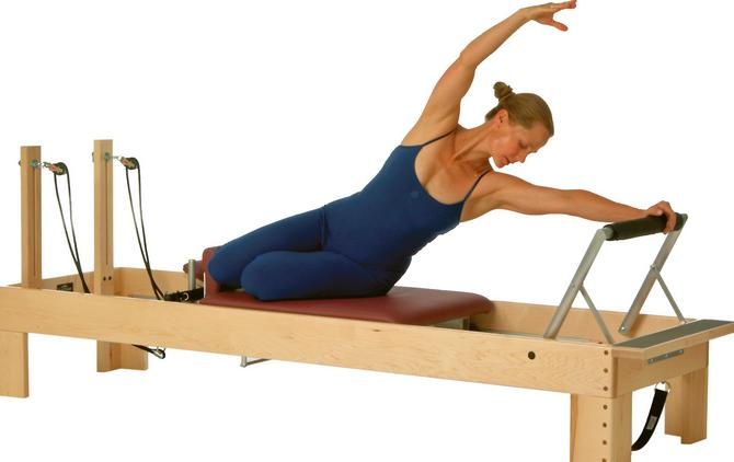 Pilates Reformer Sessions