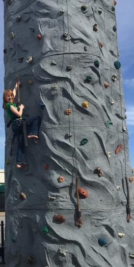 Rock Wall Rentals in Jasper TN
