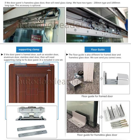 automatic sliding door opener details