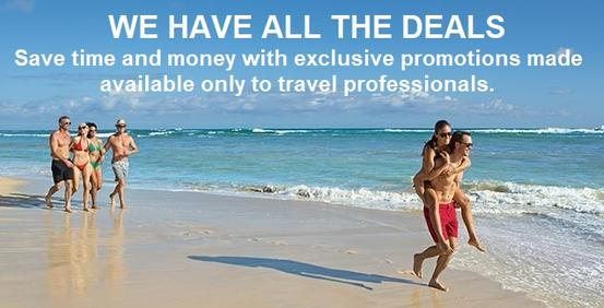 Easy Escapes Travel has all the deals, save time and money