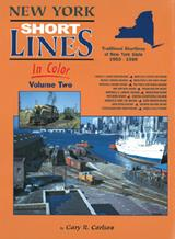 New York Shortlines In Color, Volume 2