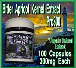 Bitter Apricot Kernels Seeds Extract Pro600