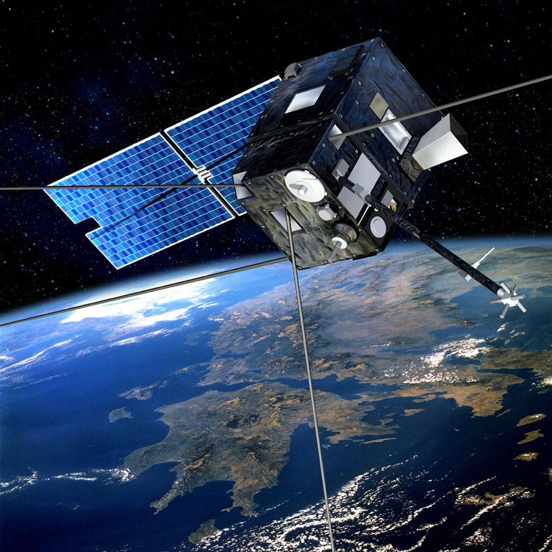 space technology company modified its model