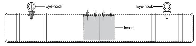 Height Guard clearance bar diagram