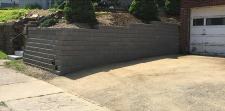 Pittsburgh wall builders