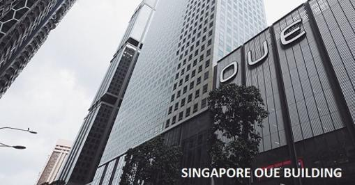 Singapore OUE Building - Jimmy Lea