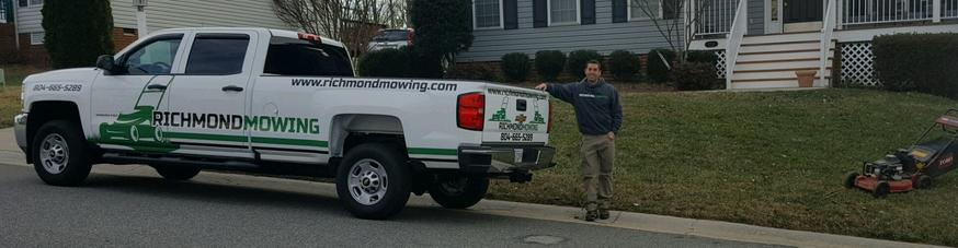 Richmond Lawn Care About Us
