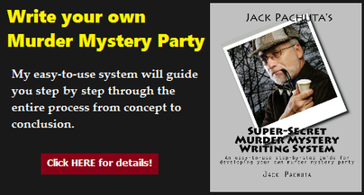 Write Your Own Murder Mystery Party