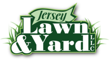 jersey lawn and yard company logo