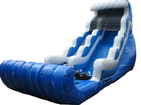 One of our biggest units, the Tsunami Dry Slide is loads of entertainment for any event.