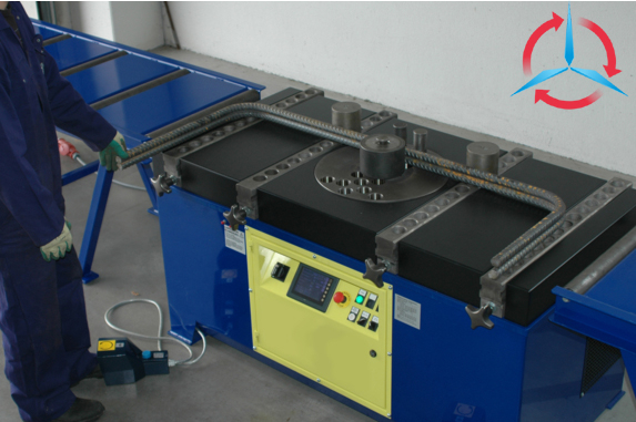 Deluxe Automatic Rebar Bending Machine Pro BB - 90 Manufacturer