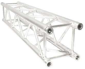 "Aluminum box truss 5 foot long and 12"" x 12""."