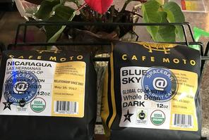 Blue Sky Organic Coffee Beans