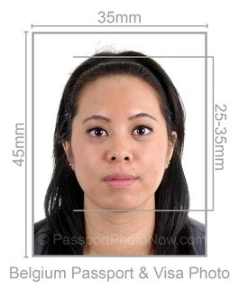 Belgium Passport And Visa Photos Printed And Guaranteed To Be Accepted From Passport Photo Now