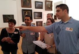 Team Building Scavenger Hunt - NC Museum of Art