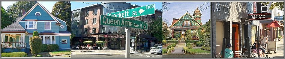 Queen Anne home page