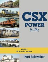 CSX Power In Color V4: 6 Axle GE's & More October 1, 2019 Release