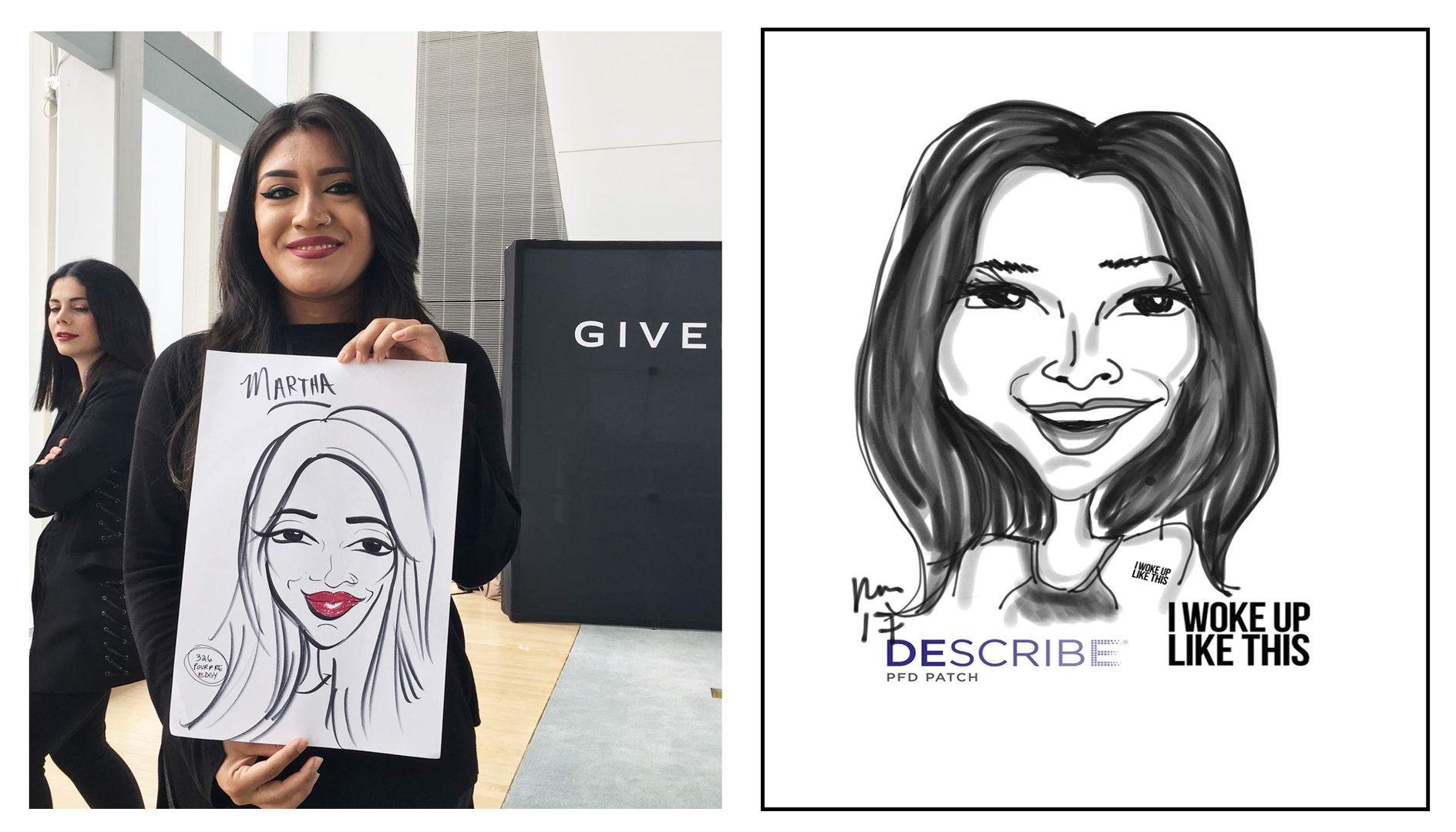 Trade Show Digital Caricatures NYC - Party Entertainment
