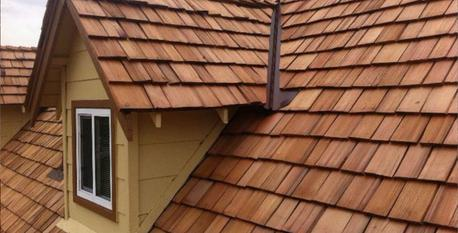 Wood shake roof system; roof installation in Houston; wood shake roof installation; Houston Roof contractor