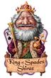 Funny Character, King Of Spades