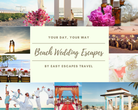 All inclusive beach wedding vacations