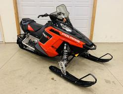 Polaris Rush Pro-R 800 Snowmobile