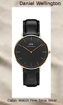 Product specifications Watch Information Brand, Seller, or Collection Name Daniel Wellington Model number DW00100139 Part Number DW00100139 Model Year 2017 Item Shape Round Dial window material type Mineral Display Type Analog Clasp Buckle Case material Rose Gold Case diameter 36 millimeters Case Thickness 6 millimeters Band Material genuine-leather Band length Unisex Band width 18 millimeters Band Color Black Dial color Black Bezel material Stainless steel Bezel function Stationary Item weight 1.28 Ounces Movement Japanese quartz Water resistant depth 100 Feet,daniel wellington