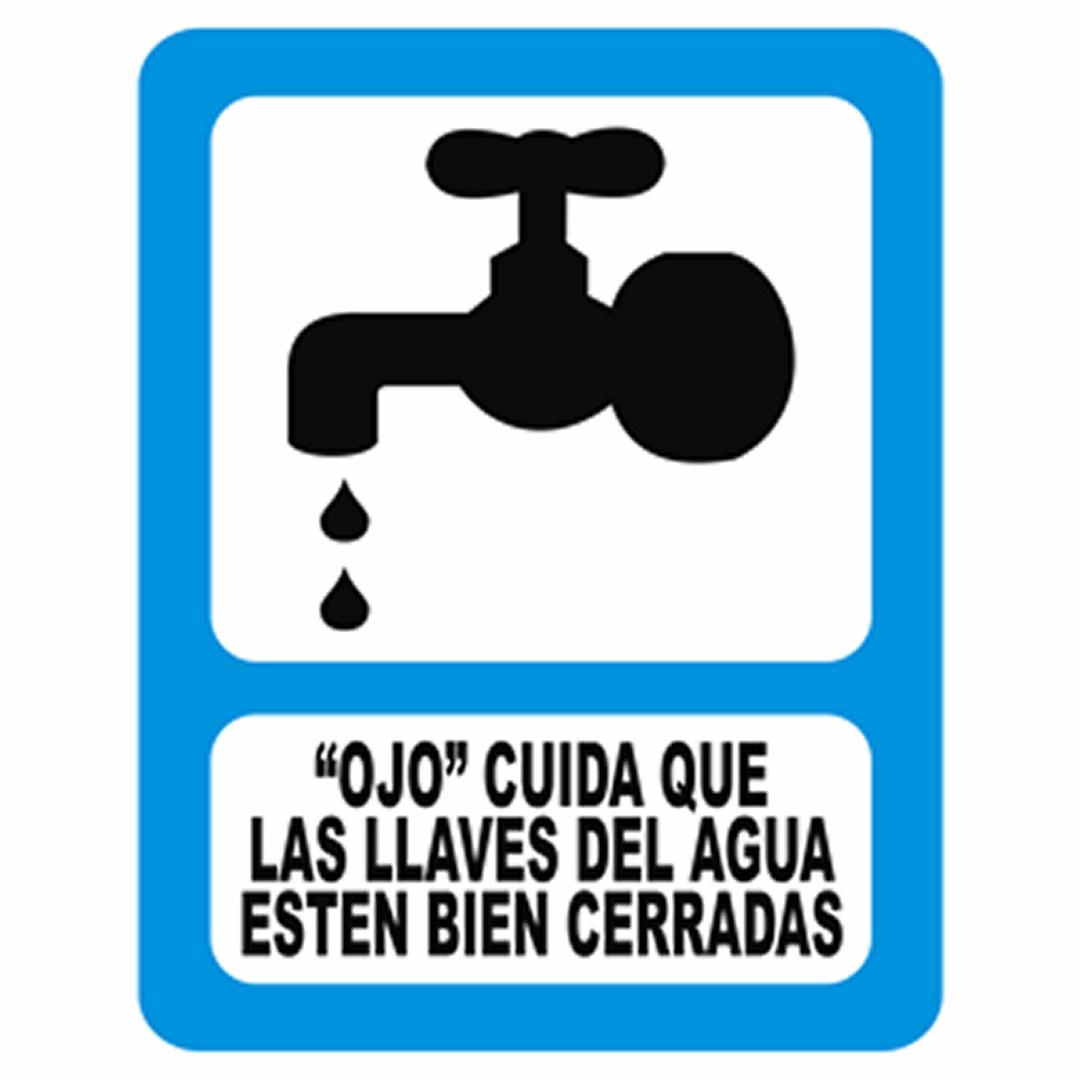 Se ales de prevenci n y de informacion m xima seguridad for Imagenes de llaves de agua