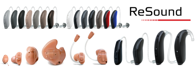 Image result for resound hearing aid