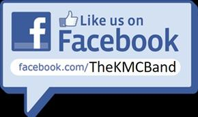 go to our FaceBook page @TheKMCBand