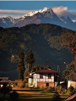 South Sikkim Village Tourism