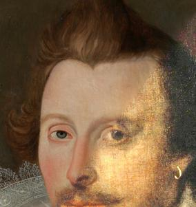 william shakespeare-chandos- wadlow- chandos portrait