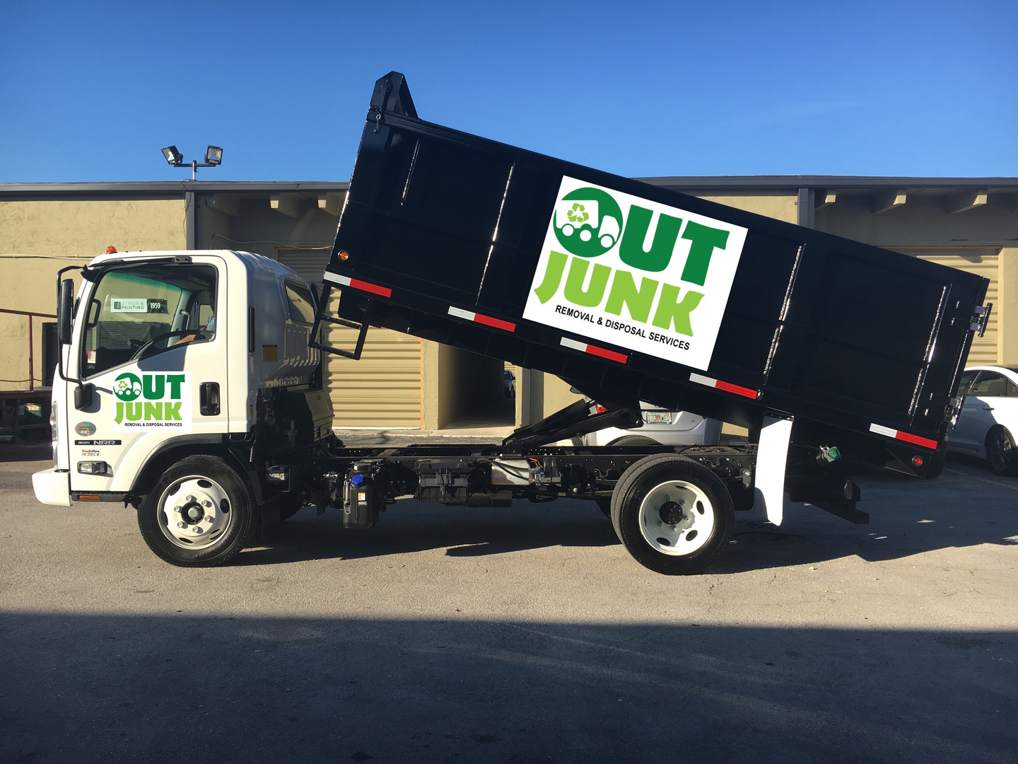 Junk Removal Services - OUT JUNK INC