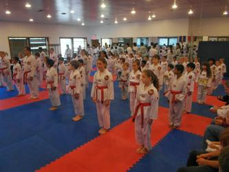 Under Black Belt Exam 1