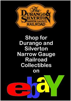 Shop for Durango and Silverton Narrow Gauge Railroad Collectibles on eBay.