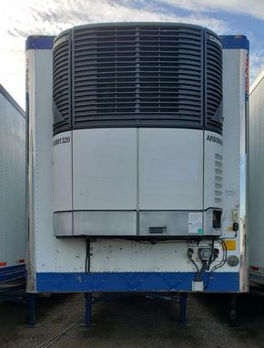 2007 53x102 Utility Trailer with Thermo King Reefer