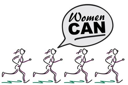 Women Can logo